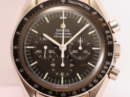 Rare find : a 1974 Speedmaster forgotten in a drawer for decades (part 1)