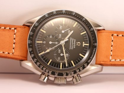 An exceptional Speedmaster 145.012 from 1968, almost NOS